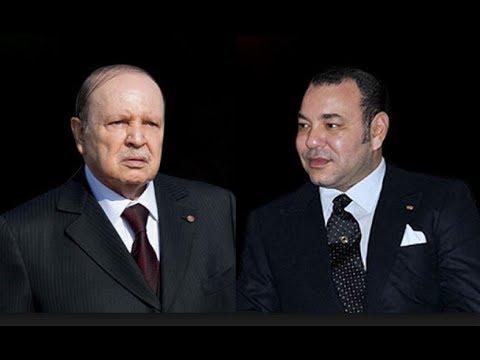 بوتفليقة, محمد السادس: 18 عاما من الحكم، وهذا هو نتيجة. Maroc Algérie, 18 ans de règne