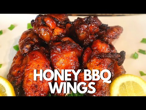 oven-baked-honey-bbq-chicken-wings-|-easy-chicken-wings-recipe