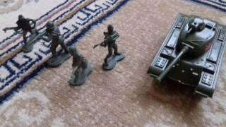 Гражданская война СИРИЯ СОЛДАТИКИ 1 серия