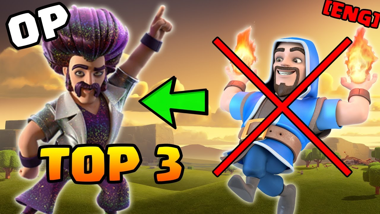 TOP 3 Strategies in Clash of Clans to abuse the Party Wizard | #clashofclans