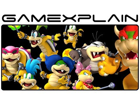 All Koopaling And Bowser Boss Fights In New Super Mario Bros 2
