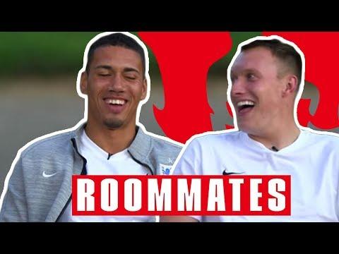 Does Chris Smalling know Phil Jones' most annoying habit? | Roommates