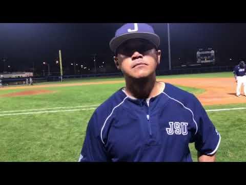 Baseball: HC Omar Johnson Post-Game Interview (MSU Feb 21)
