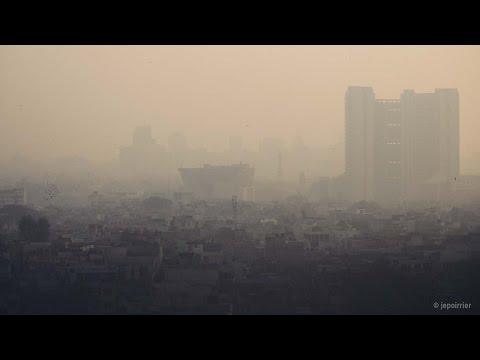 Delhi Air Pollution - Behind the News