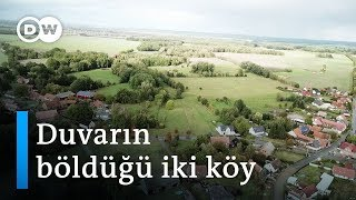 Almanya'da duvarın böldüğü iki köy - DW Türkçe