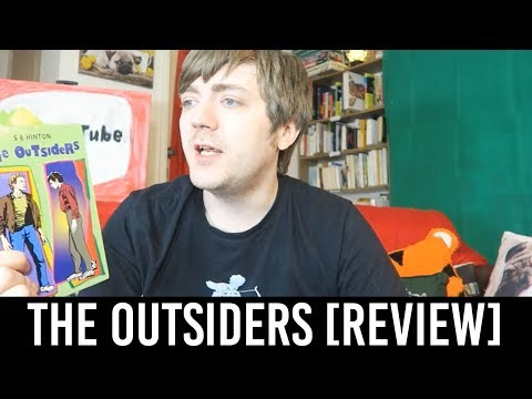 S. E. Hinton  The Outsiders DISCUSSION SPOILERS