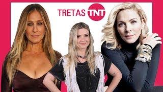 Baixar SARAH JESSICA PARKER X KIM CATTRALL: MIGAS OU RIVAIS?  | Tretas TNT