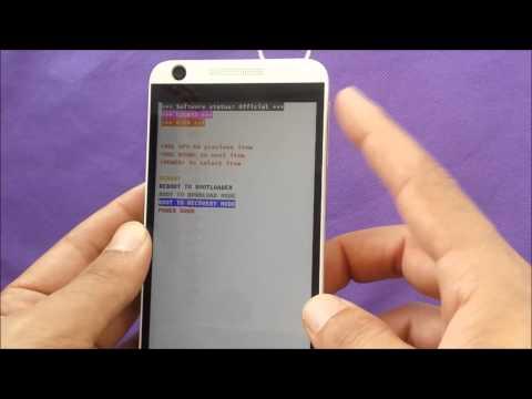 Hard Reset HTC Desire 626s For Metro Pcs\T-mobile
