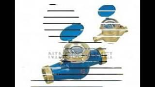 china Pulse Type Liquid Sealed Water Meter
