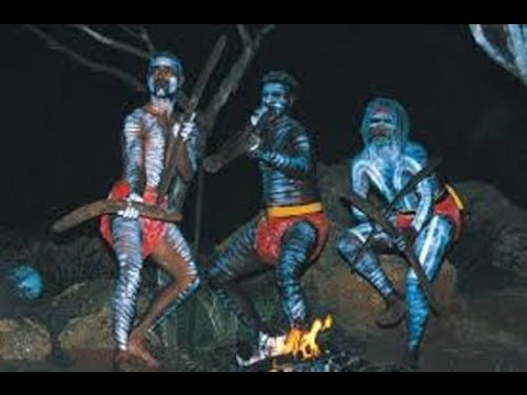 Aboriginal Music & Dance Moves: Aboriginal Australians Dancing