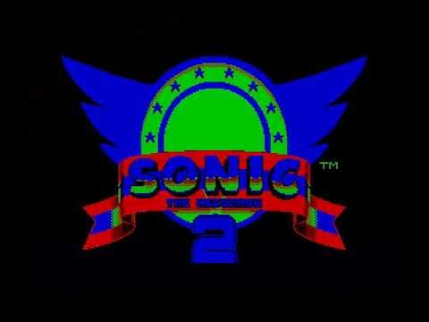 Sonic 2 OSSC+ VP30/ unlocked framerate/ seamless 240p-480i transition