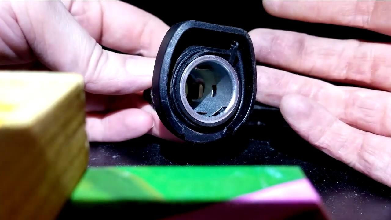 Replace cargo 12V outlet - 2011 Mercedes Benz GLK350 ...