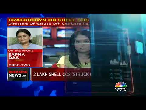 Crackdown On Shell Companies