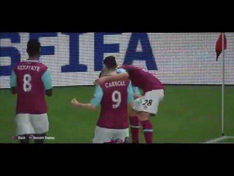 FIFA 16 - Oh, Andy Caroll!