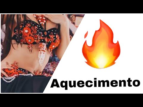 Aquecendo Com Remix de Apologize Patrícia Cavalcante Dança do Ventre On-line
