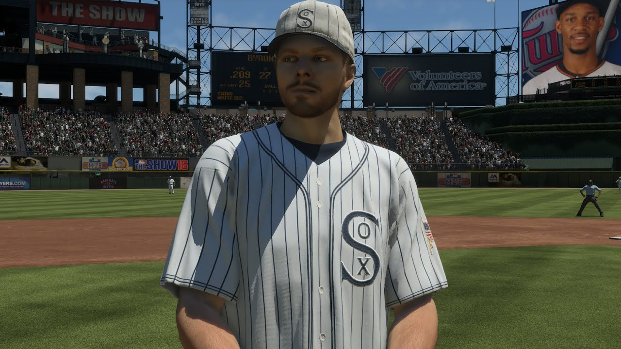 the latest 7ae89 32a4e Can Chris Sale Approve of the Throwback Uniforms? (MLB 16 The Show  Challenge)