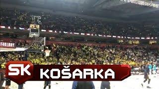 Atmosfera u Areni pred Početak Finala Evrolige | SPORT KLUB Final Four