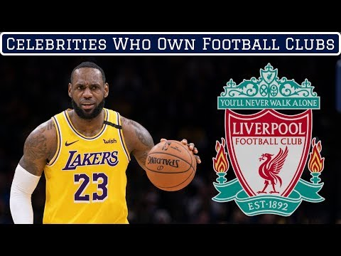 7 Celebrities Who Own Football Clubs