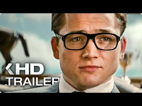 Thumbnail: KINGSMAN 2: The Golden Circle Red Band Trailer 2 (2017)