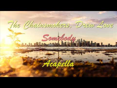 (acapella)-the-chainsmokers,-drew-love---somebody-(vocal-only)