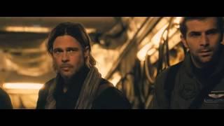 Война миров Z (2013) лучший русский  трейлер