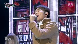 산이이별식탁 feat 산체스 of 팬텀 break up dinner by san e feat sanchez of phantommcountdown 20131205