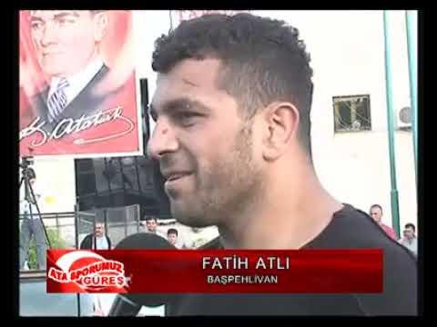 FATİH ATLI-SALİH ERİNÇ FİNAL,TARSUS KARAKUCAK 2008