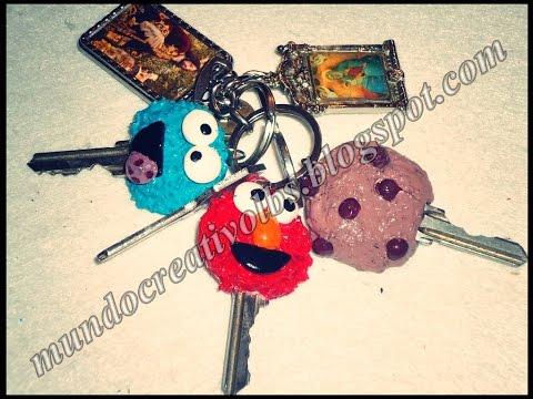 DIY: personaliza y decora tus llaves *031*