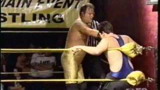 NWA Main Event Classic - Mike Woods vs. Joey Luciano