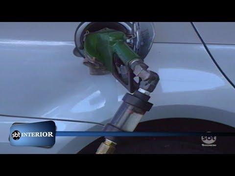 Presidente Prudente está entre as cidades com gasolina mais cara e etanol mais barato