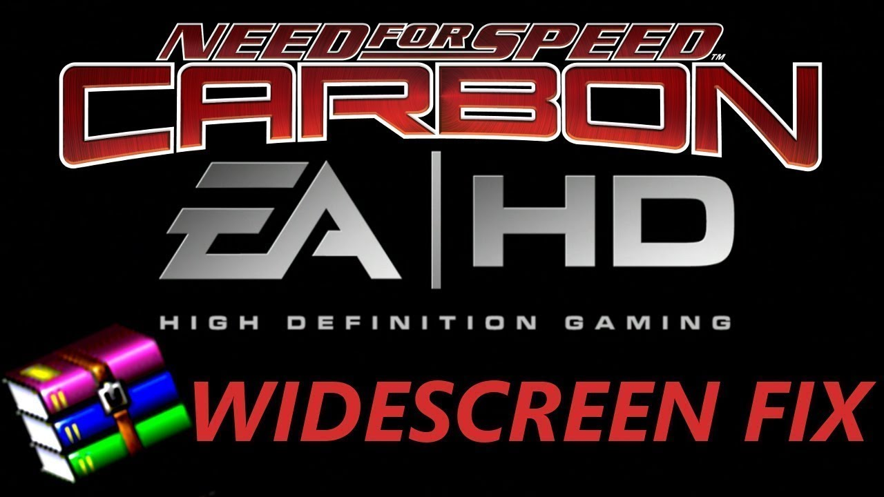 Need For Speed Carbon WIDESCREEN FIX [ HOW TO DOWNLOAD & INSTALL]