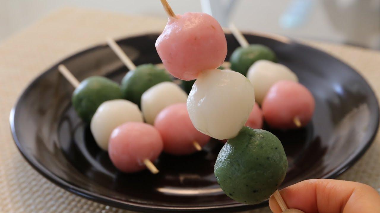 Cherry Blossom Wallpaper Hd Wagashi Hanami Dango 和菓子 花見だんご Youtube
