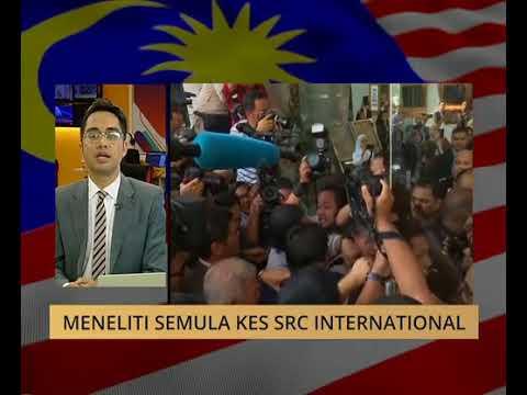 Meneliti semula kes SRC international