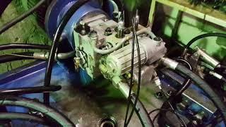 МКСМ 800 ремонт гидропривода.