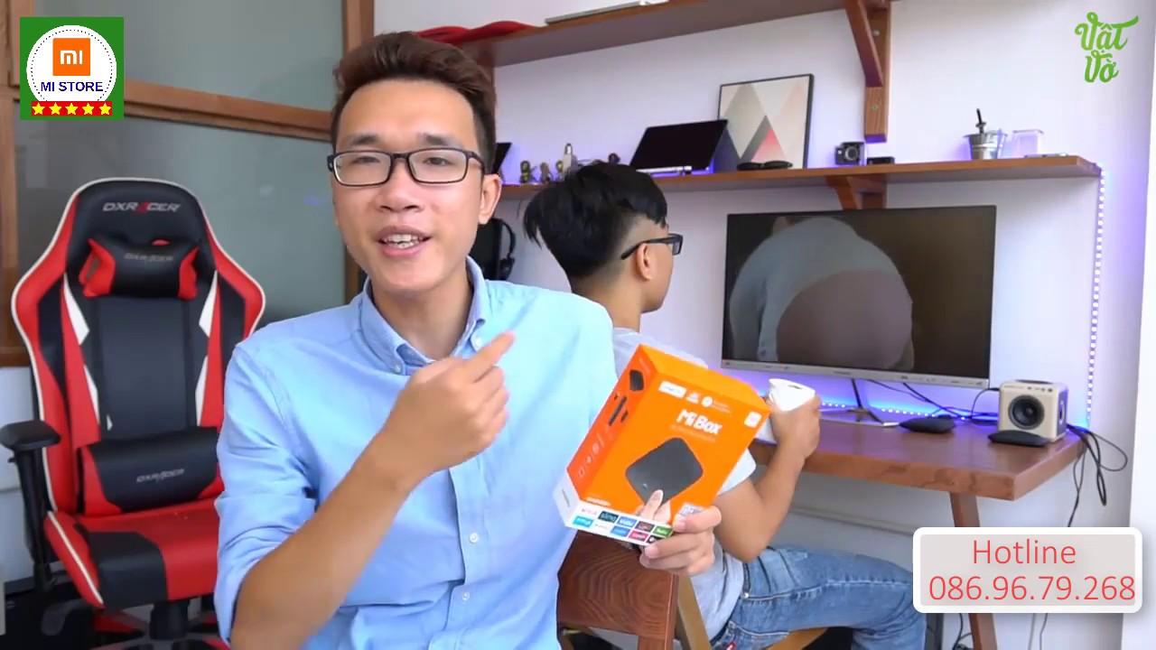 REVIEW TRẢI NGHIỆM MI BOX 4K – SÚC MẠNH ĐẾN TỪ CẤU HÌNH KHỦNG – XIAOMI