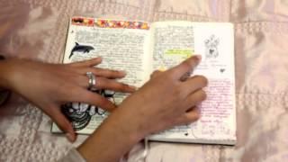 Мой 5 личный дневник^^