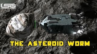 Space Engineers - The Asteroid Worm, Out Of Sight Out Of Mind, Camouflage