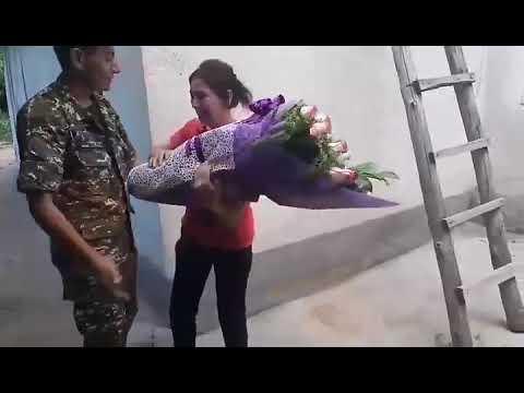 Զինվորի վերադարձը դեպի տուն