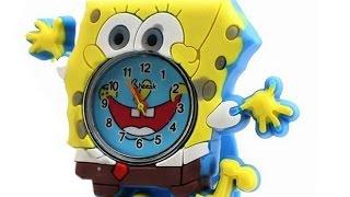 Делаем часики из бумаги! Как сделать часы для кукол Подарки Поделки своими руками