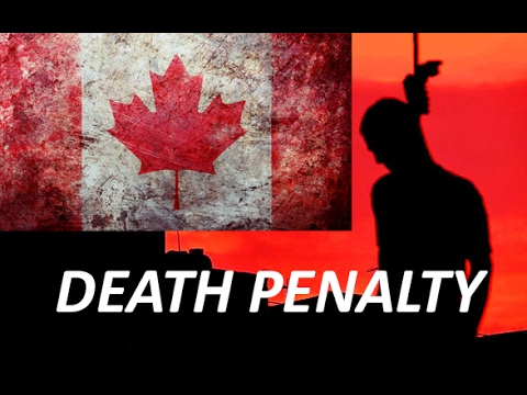 should canada bring back the death penalty essay What is the importance of the presumption of innocence as it relates to criminal liability 2 what are strict liability crimes provide at least one example what are some of the arguments for and against such crimes do you think there should or should not be strict liability crimes explain your position.
