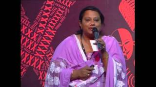 The woman who did it all and did not stop after that: Meenakshi Anantram at TEDxSIBMBangalore