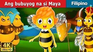 Ang bubuyog na si Maya | Maya The Bee Story in Filipino | Filipino Fairy Tales