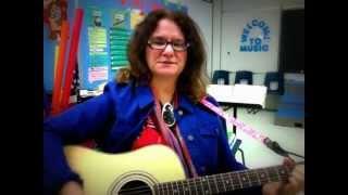 Home On The Range-Susan Harden (Music Teacher)
