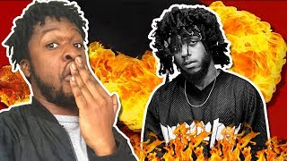 6LACK Glock Six REACTION BREAKDOWN