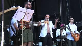 Orquesta Neverloura - Xirarei (Xil Ríos) - San Teleco 2015