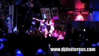 too short live at heat ultra lounge club glam cinco de mayo 2011