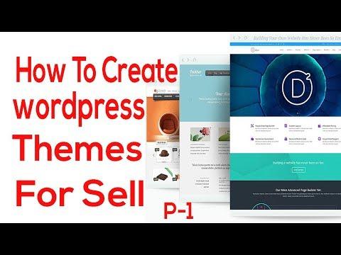 Photo Gallery WordPress Theme Create And Selling online     Tube University     tutorial videos