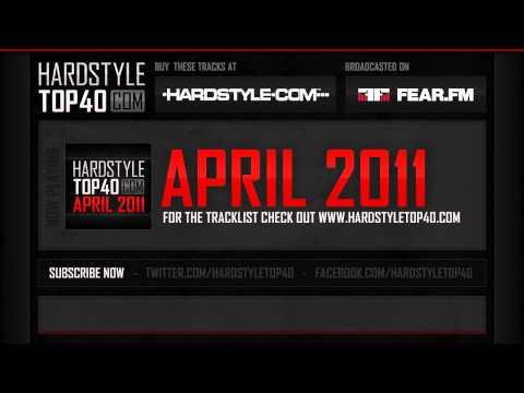Hardstyle Top40 - April 2011 (HD)