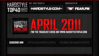 Hardstyle Top40 - April 2011 (HD)