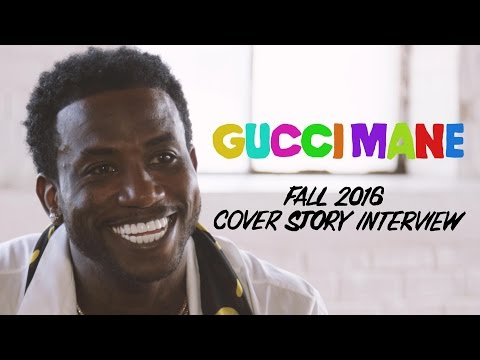 Gucci Mane's Cover Story Interview for XXL...